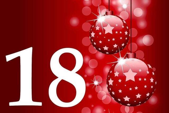 18. Dezember 2011: Die gute Nachricht aus Südbaden
