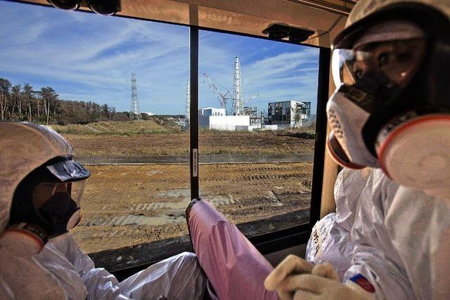 Fukushima: Ein Unfall wird abgeschaltet