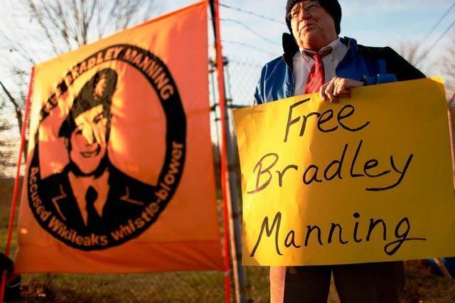 Bradley Manning: Freiheitskämpfer oder Verräter?