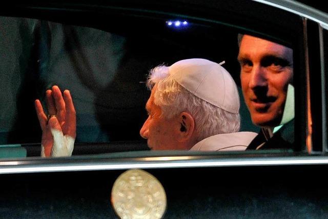 Ungnädige Post aus Rom für Kritiker des Papstbesuchs