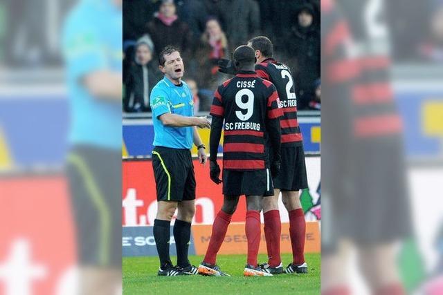 Freiburg unterliegt Dortmund mit 1:4