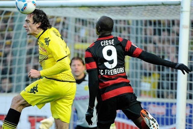 Klare Niederlage gegen Dortmund