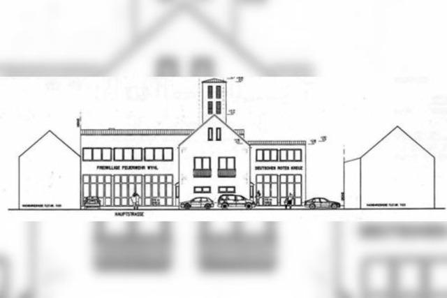 Gerätehaus wird Rettungszentrum
