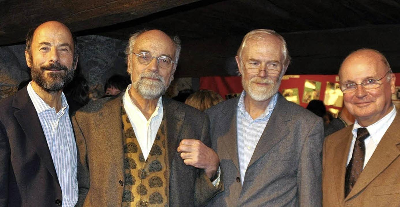 Ende einer Ära: Die beiden Chefärzte P... Wladimir Ostheim-Dzerowycz (rechts).   | Foto: Elisabeth Willers
