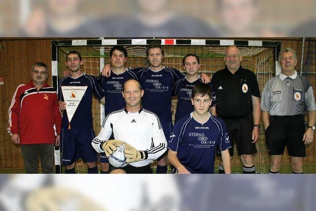 Futsal ist trotz aller Bemühungen noch keine Herzenssache