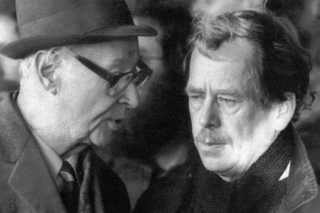 Der Freiheitskämpfer: Trauer um Vaclav Havel
