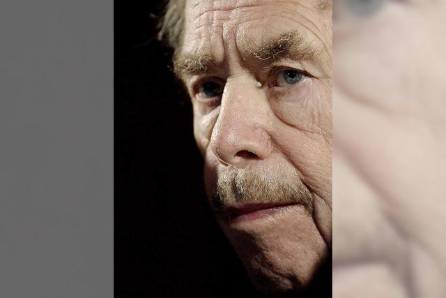 Trauer um Vaclav Havel