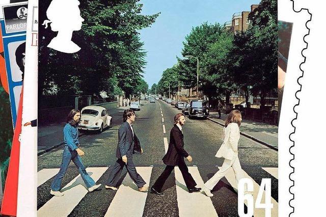 Wenn Beatles-Fans die Abbey Road verstopfen