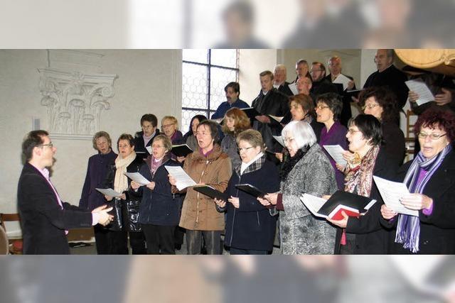 Die Kirchenmusik ist neu aufgeblüht