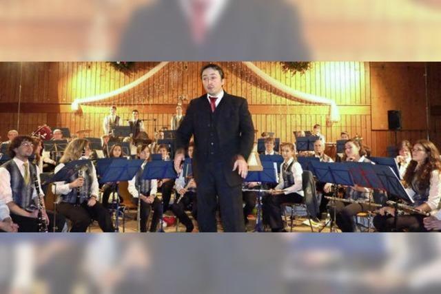 Das Beste aus neun Dirigentenjahren