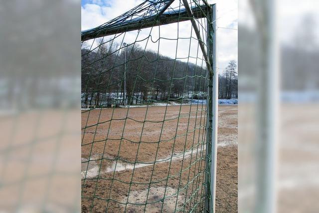 Hartplatz des SV Liel-Niedereggenen soll saniert werden