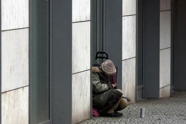 Schuld an der Armut sind nur wenige