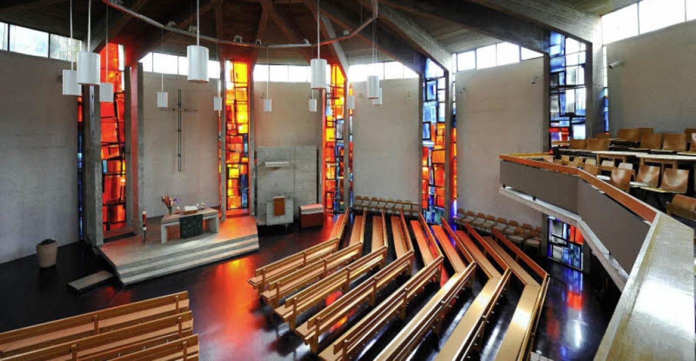 So harmonisch wie in der Auferstehungs...n der Gemeinde schon lange nicht mehr.    Foto: Ingo Schneider
