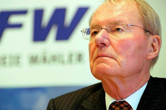 Freie Wähler wollen in den Bundestag
