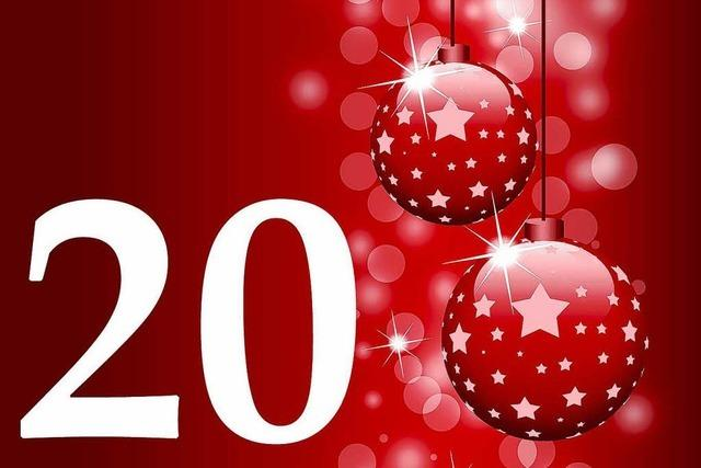 20. Dezember 2011: Die gute Nachricht aus Südbaden