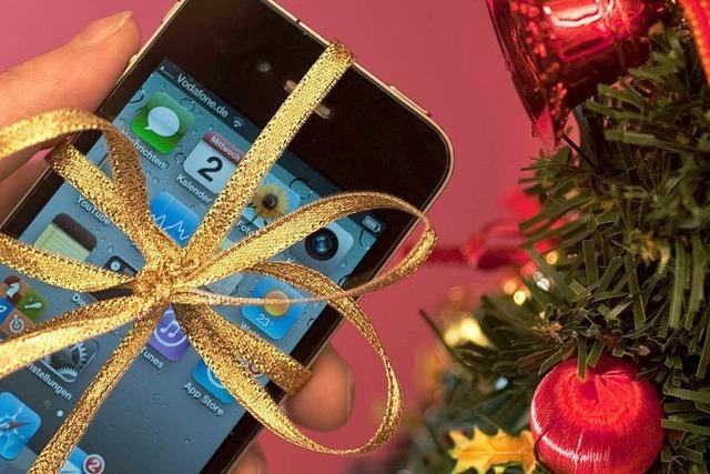 Experte rät: Smartphones nicht zu früh schenken