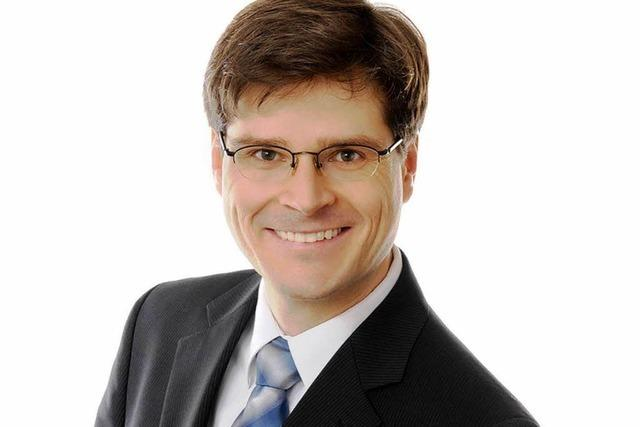 Rothenberger neuer OB-Büro-Leiter