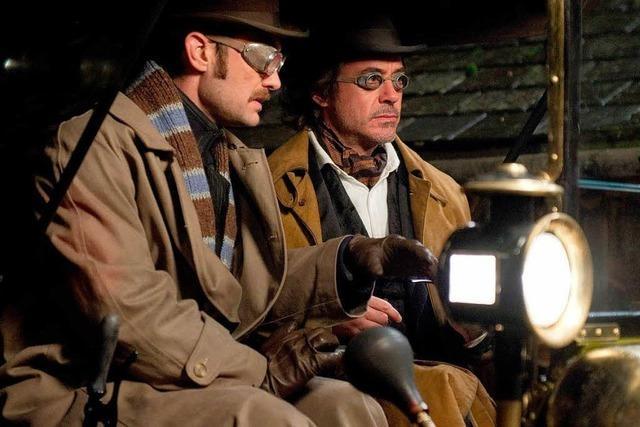 Der zweite Sherlock-Holmes-Film von Guy Ritchie