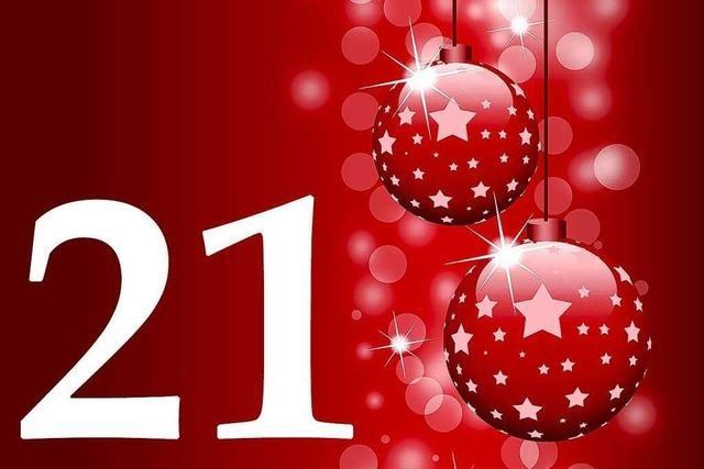 21. Dezember 2011: Die gute Nachricht aus Südbaden