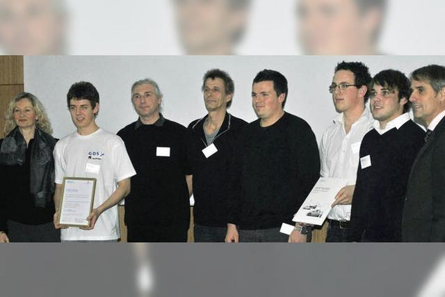 Dritter Preis bei Genius