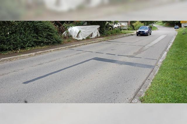L 134 in Hammerstein: Fußgängerampel kehrt zurück