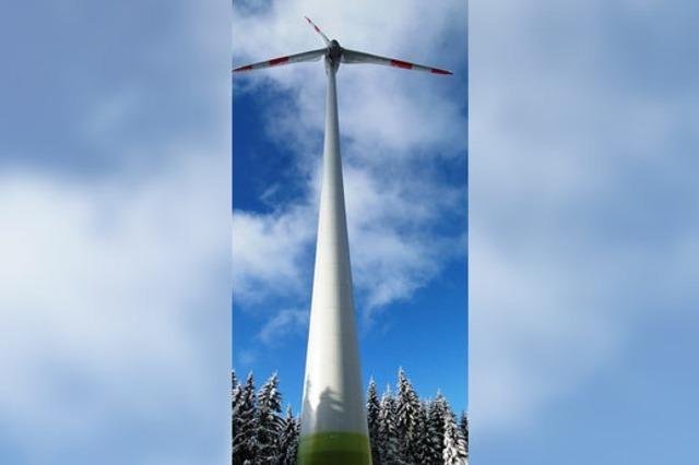 Gemeinderat billigt zwei neue Windkraftanlagen