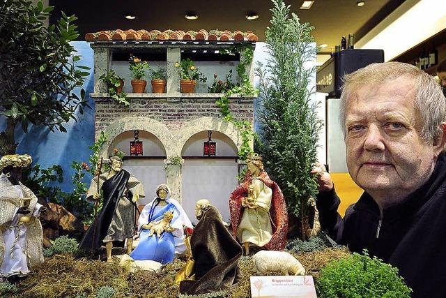 Der Mann mit dem Weihnachtsgen