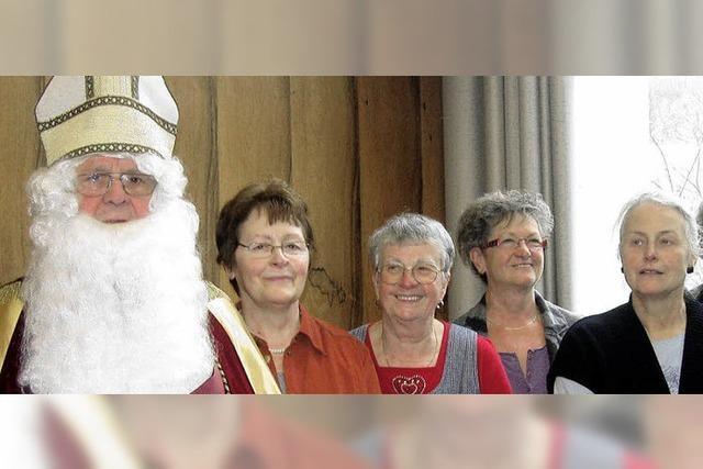 Musikverein Grenzach spielt f ür Senioren