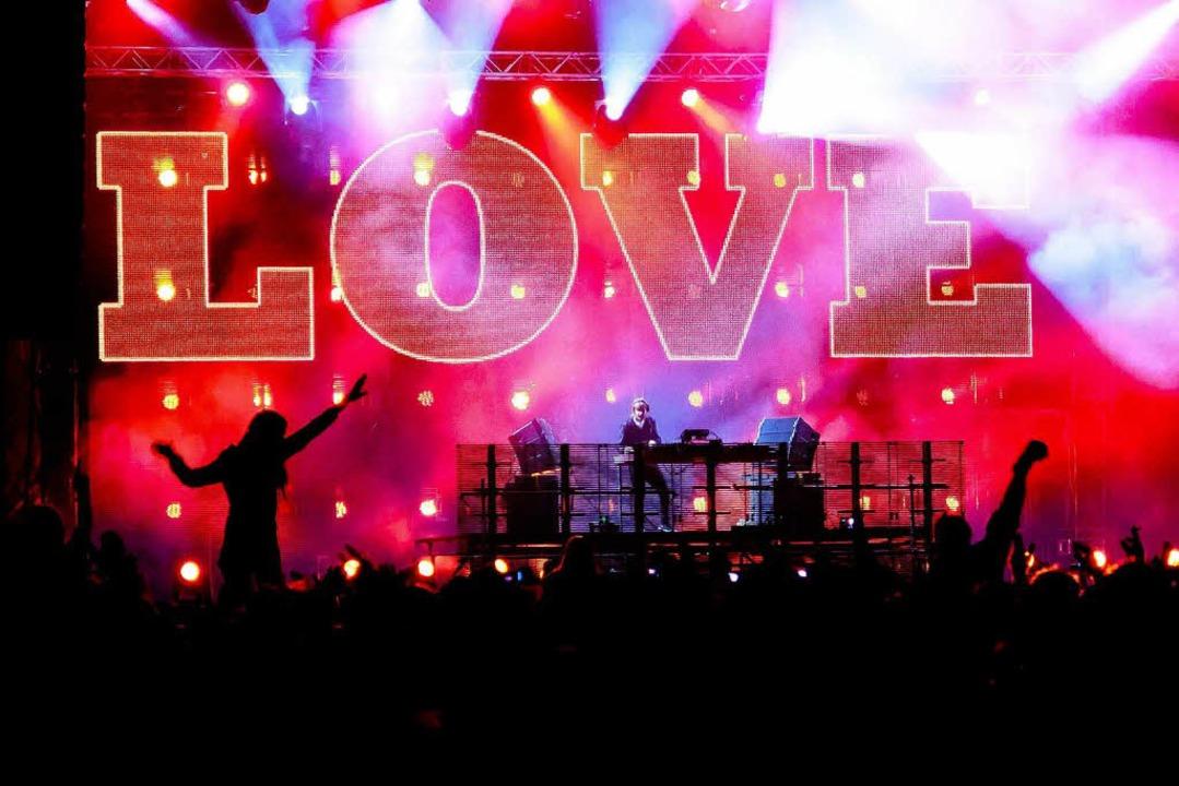 """Die """"Sea of Love"""" bleibt e...chsten Jahr einen neuen Veranstalter.     Foto: Dominic Rock"""