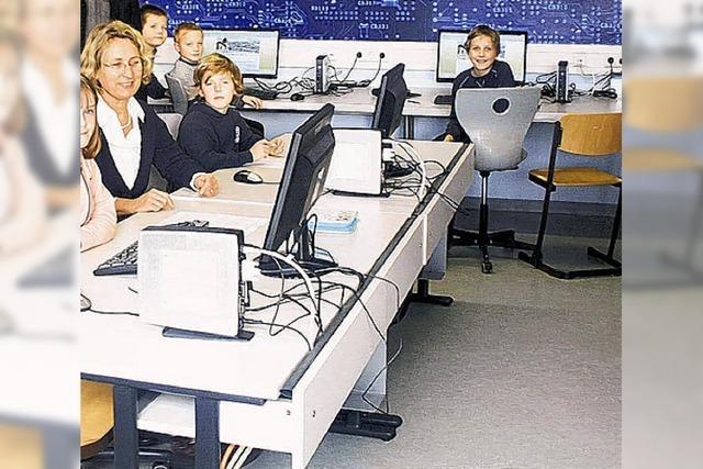 Computer für Grundschüler