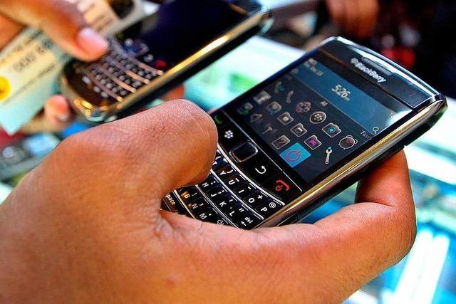 Microsoft und Nokia erwogen Blackberry-Übernahme