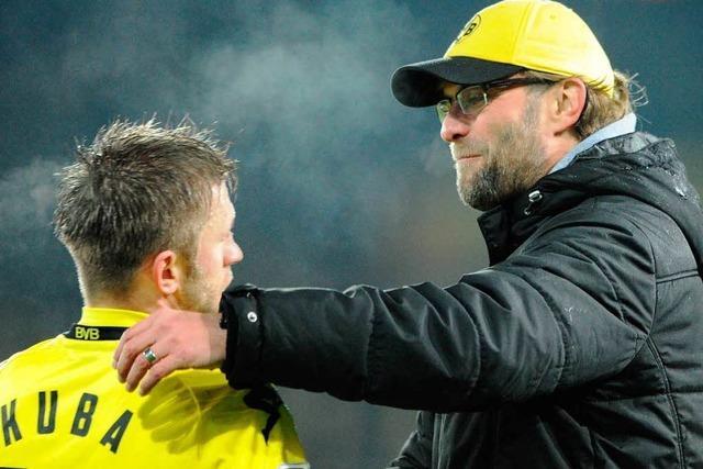 DFB-Pokal: Borussia Dortmund muss nach Kiel