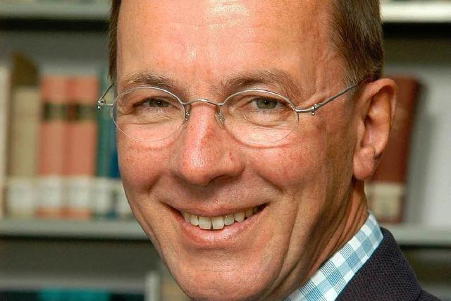 Was der Freiburger Moraltheologe Eberhard Schockenhoff über die katholische Kirche sagt