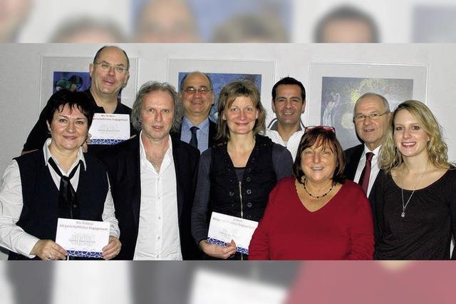 Stiftung würdigt Engagement für Bürger