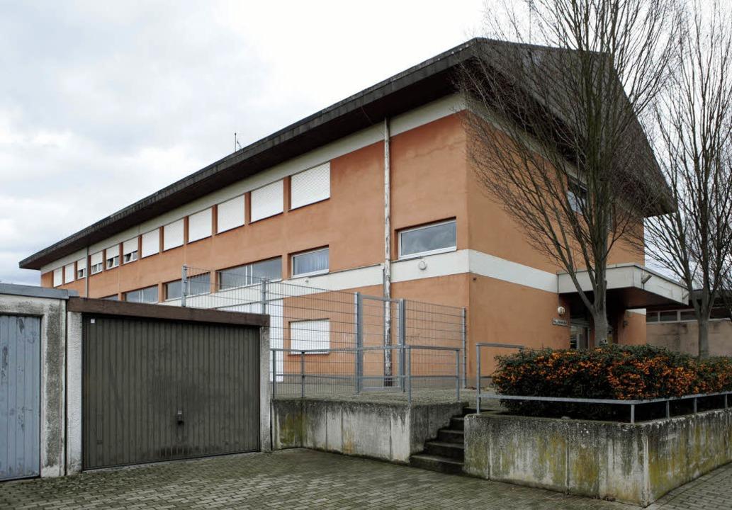 Das Georg-Schreiber-Haus wird für eine halbe Million Euro saniert.     Foto: Christoph Breithaupt