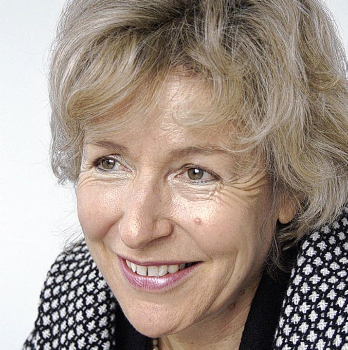 Heidi Thron, seit Mai Vorsitzende des ...tsverbands, tritt aus der Partei aus.   | Foto: Fillisch