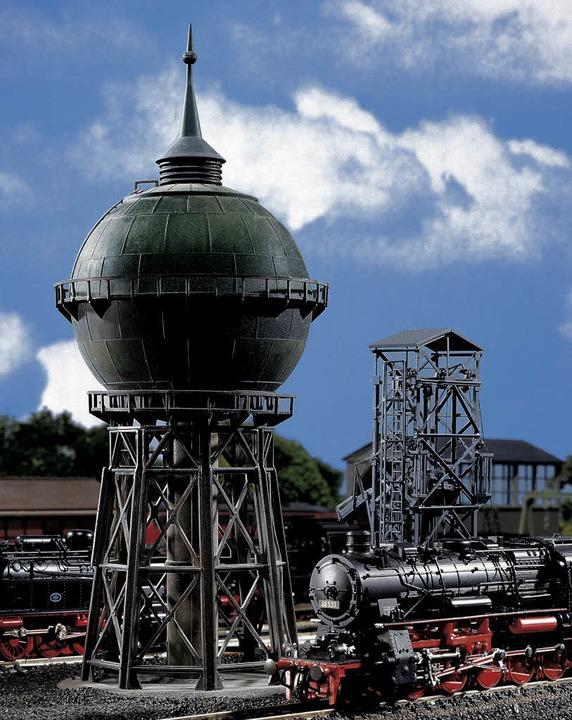 Haltinger Wasserturm   | Foto: Faller