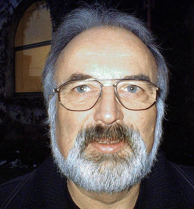 Berthold Sutterer starb am Mittwoch mit 64 Jahren bei einem Verkehrsunfall.    | Foto: BZ