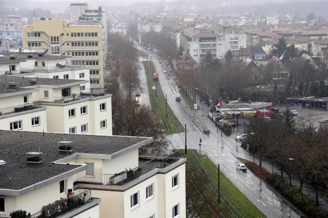 """Zum """"Zentrenaktivierungskonzept&...m Stadtteil zumindest gemildert wird.     Foto: Ingo Schneider"""