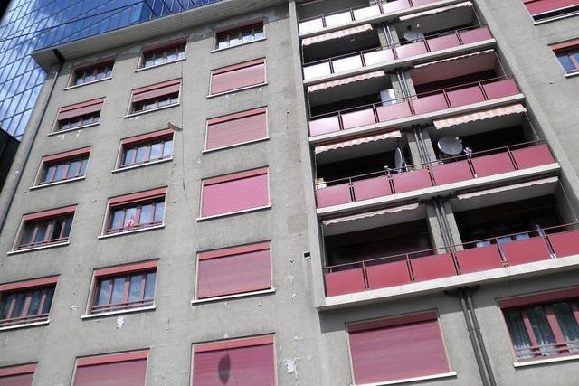 Rosental-Häuser werden bald abgerissen