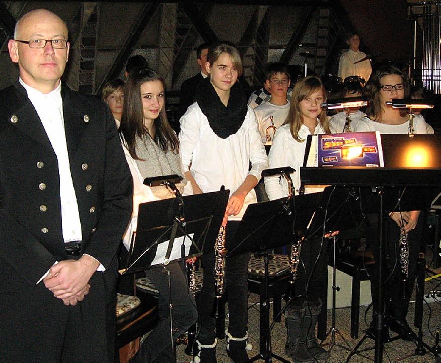 Festliches Konzert in Bleibach  | Foto: Günter Bank
