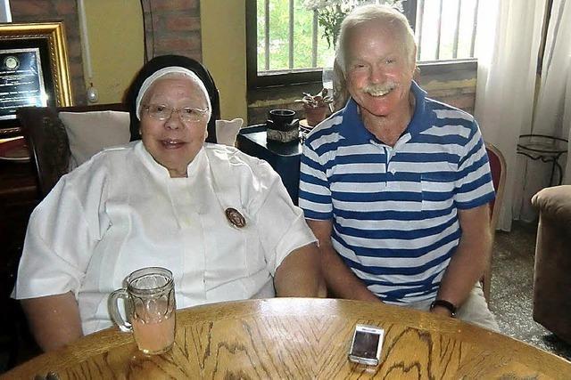 Schwester Maria ist die gute Seele von