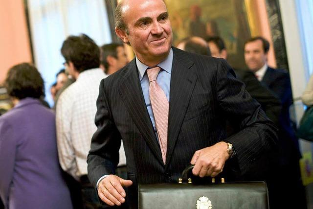 Spott für Spaniens neuen Wirtschaftsminister