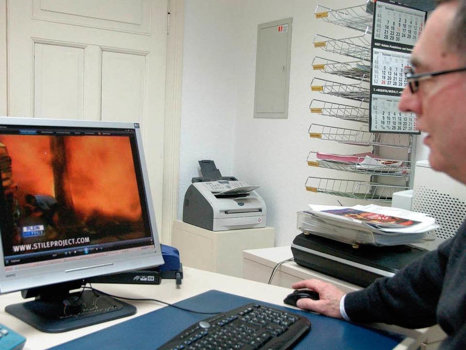 Flammenmeer im PC  | Foto: Ralf H. Dorweiler