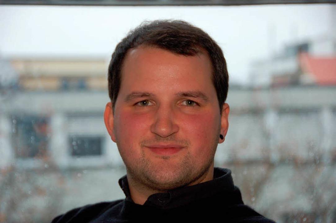 Fabian Fiechter   | Foto: Nikolaus Trenz