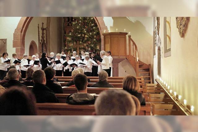 Freude über volle Kirchen