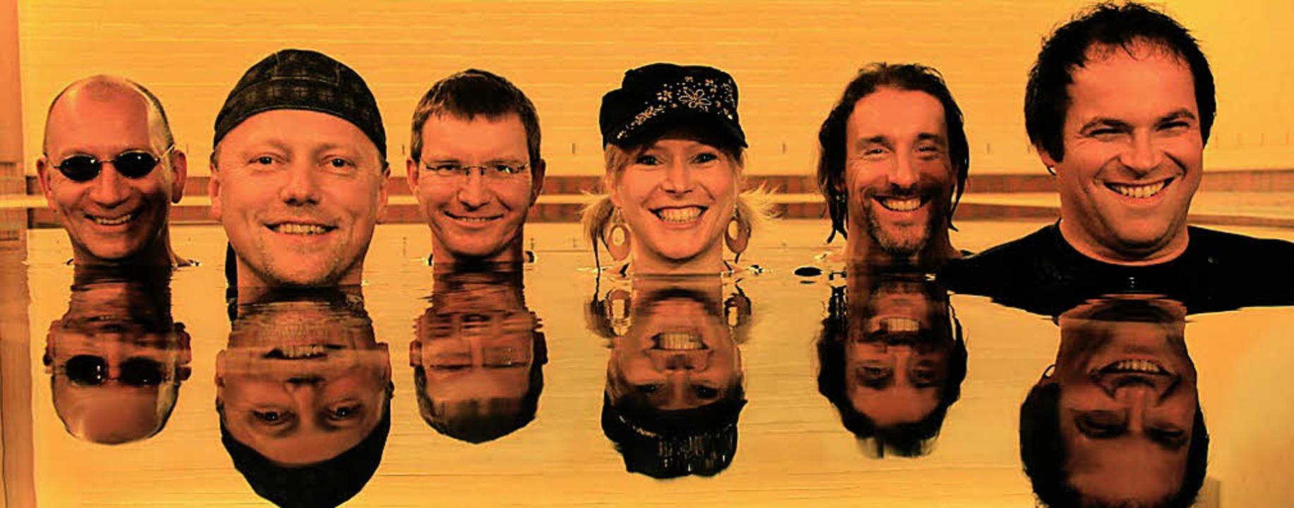 Stehen für niveauvolle Rock- und Popmusik: die Space-Pigs.  | Foto: Promo