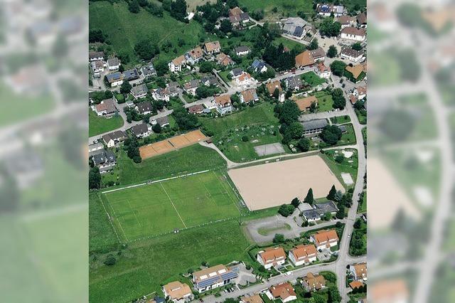 Sportverein plant Kunstrasenplatz