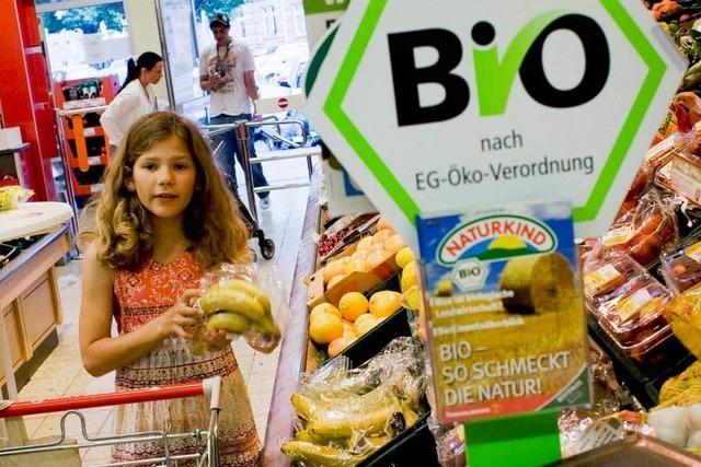 Falsche Bioware aus Italien ging auch nach Baden-Württemberg