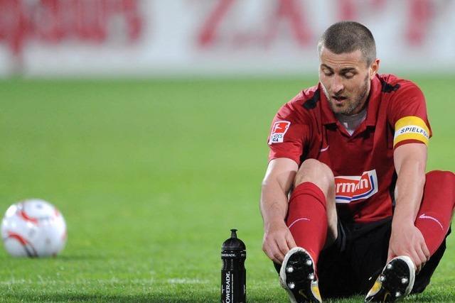 Heiko Butscher will nicht zum KSC